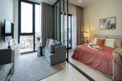32 Sqm 1 Bed 1 Bath Condo For Sale - Mazarine Ratchayothin