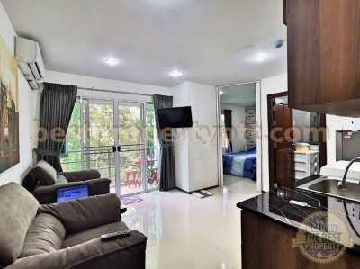 1-bedroom condo in Jomtien, 300 m from the Sea