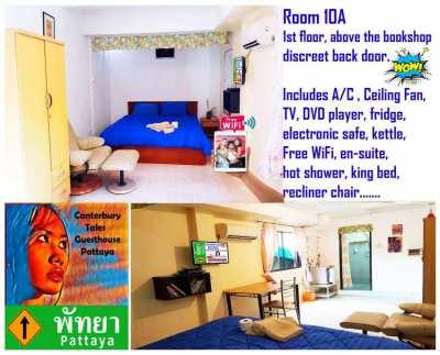Central Pattaya Apartment