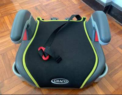 Child Booster Car Seat - Gracco - Sport Lime