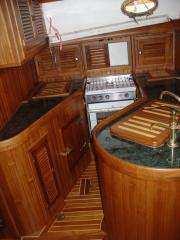 HANS CRHISTIAN 41T - The Ultimate World Cruiser