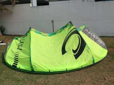 Cabrinha Velocity 13mtr kite and bar