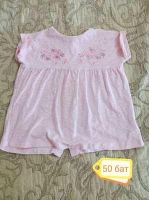 Girl's clothes (2-4 y.o)