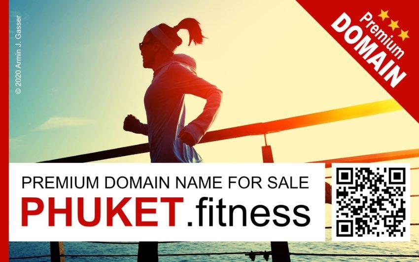 Domain Name for Sale - www.PHUKET.fitness