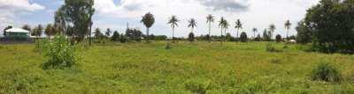 Pak Nam Pran, Land for sale in beautiful location near Pranburi beach