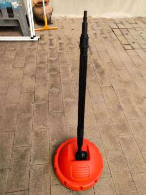 Power Washer - New Patio/Floor Cleaner and Car Cleaner Brushes