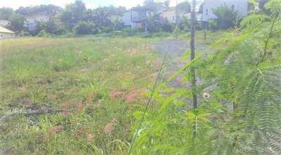 For sale flat land in Bangrak Koh Samui - 528 sqm