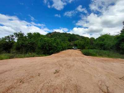 Mountain View  Khao Tao 1-0-47 Home Building Plot Near Sai Noi Beach