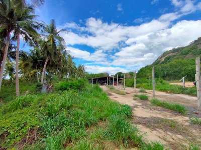 Mountain View  Khao Tao 1-0-47 Home Building Plot Near Sai Noi Beach