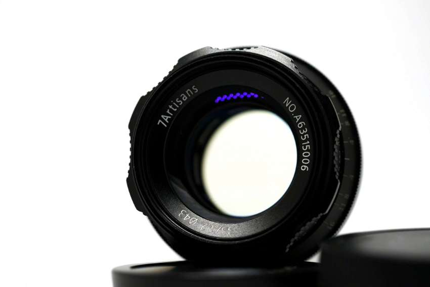 7artisans 35mm f1.2 Prime Manual Fixed Lens in Box ( Sony E mount)