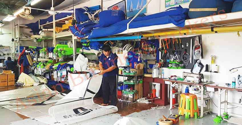 1210002 Certified Pattaya Boat Maintenance and Repair Service Business