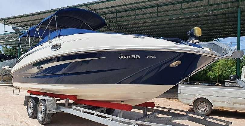 Searay Sundeck 260