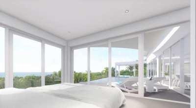For sale 3 bedroom pool villa in Bophut Koh Samui