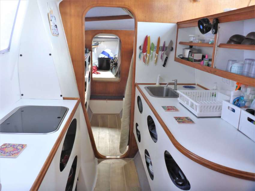2005 – Pescott Whitehaven 11.7 - Sailing Catamaran