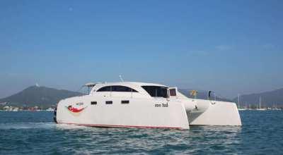 2019 – Stealth 38e PC – Power Catamaran