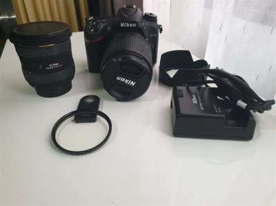 Nikon D7100 and more.