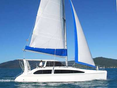 Private Charter Seawind 11.60