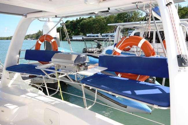 Private Charter Seawind 11.60
