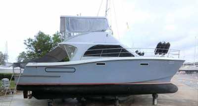 2013 Noah Thompson 40 Sports Fisher – Power Catamaran