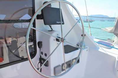 2008 – Spirited Designs 380 – Sailing Catamaran