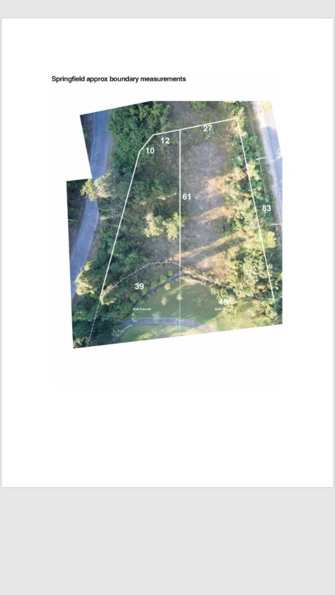 Land for sale with views, various plots