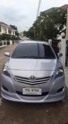 ขายรถยนต์  Toyota Vios 1.5 E ปี2012