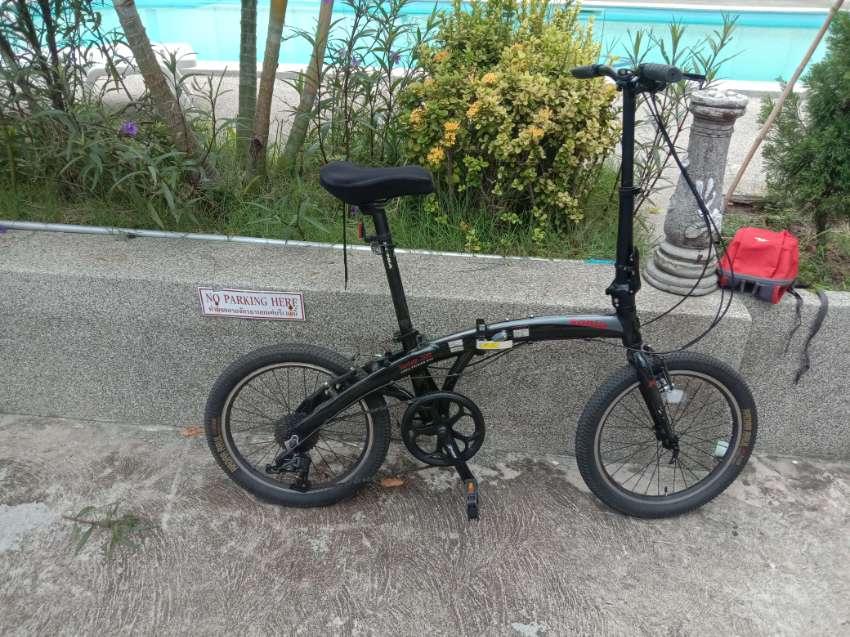 High quality folding bicycle