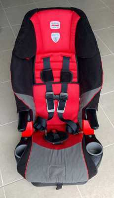 Car Seat - BRITAX Frontier 85 Combination Booster Car Seat - Red Rock