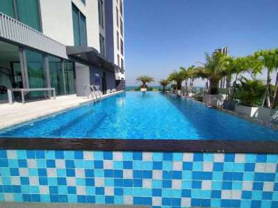 THE POINT Pratumnak. Reduced by 1M baht.