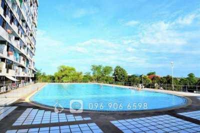 Hot Price |  2 Bedroom (72 sqm.) | Pattaya Plaza Condo