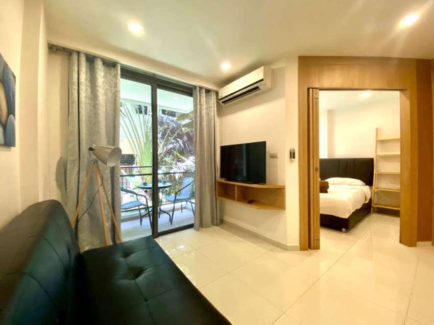 Hot 1 bedroom in City Garden Prataumnak