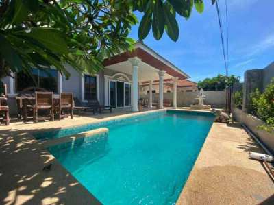 House with Private Swimming Pool for Sale