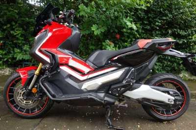 Honda X-ADV 750cc, 2018, 13400 km