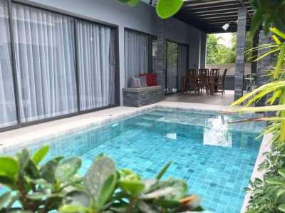 Villa 2 bedrooms near the beach for sale in Mae Nam, Koh Samui