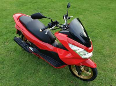 Honda PCX 150 2017, Keyless, GREAT CONDITION