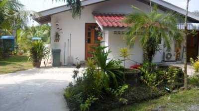 FARMHOUSE with SWIMMINGPOOL located at Phang.Nga Bay Ko Khim