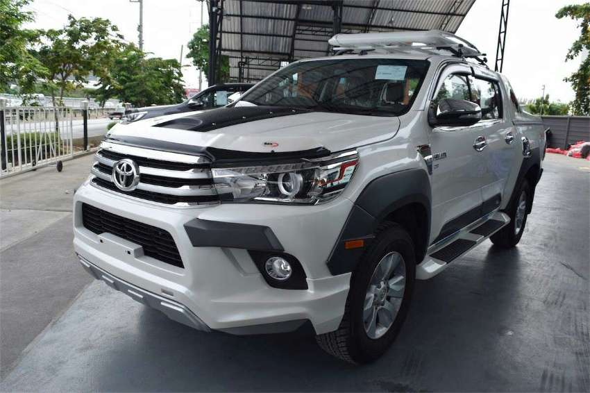 Toyota Hilux buyer good price.