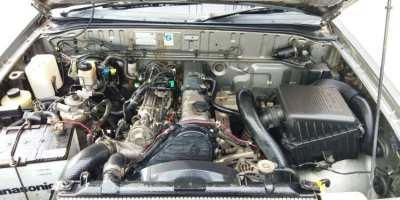 FORD RANGER XLT 2.5L - 4X4 - 2002 -