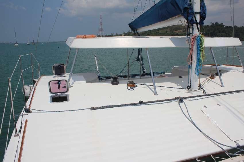 2011 – Catathai – 34 Open – Sailing Catamaran