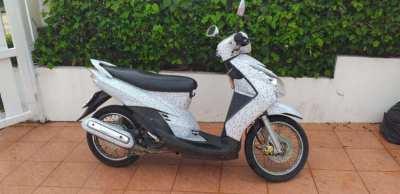 Hello Kitty Yamaha Motorbike 115cc