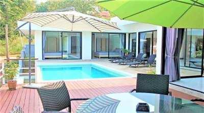 For sale villa 3 bedroom in Bangrak Koh Samui