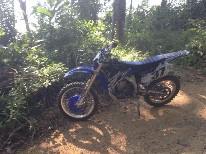 Yamaha Endro WR 450 2007
