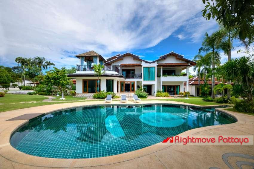 Rock Star Mansion - 2.25 rai land - 9 Bedrooms - 100% WOW