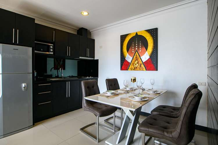 63 sqm 1 Bed Condo Ultra Modern Foreign Name