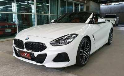 ขายรถ BMW Z4   2.0 I  M Sport convertible G29 2019 สี  ขาว USED LIKE N