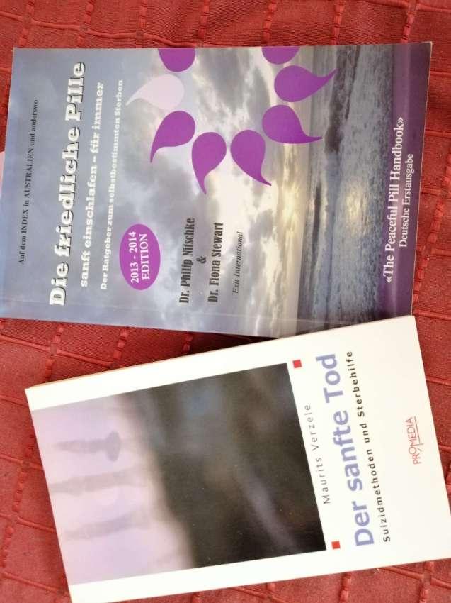 German Books Suicide Selbstmord