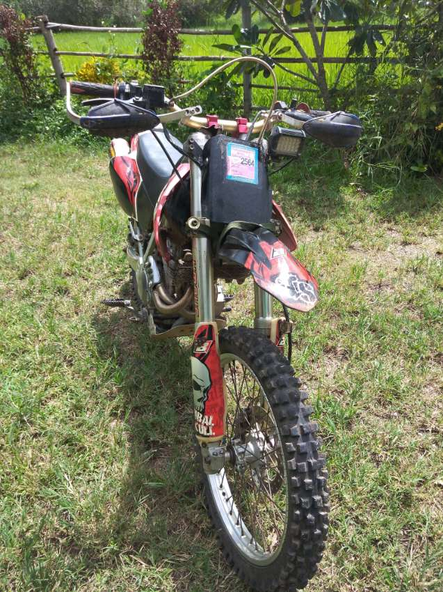 Honda XR250 MD30 Enduro