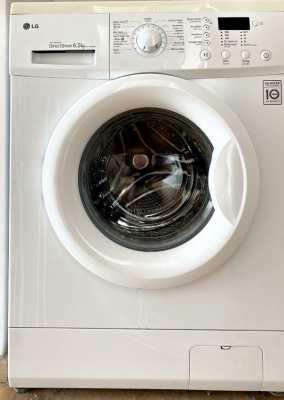 Washer Dryer Combo LG
