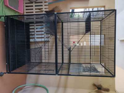 Cat Cage  (large with five levels)