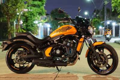 [ For Sale ] Kawasaki Vulcan S cafe 2019 in a perfect condition! Only